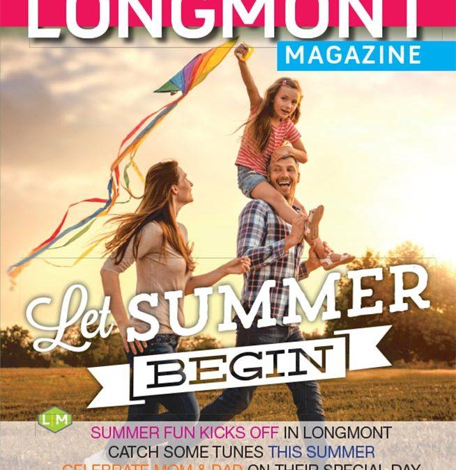 Longmont Magazine  May/June 2018