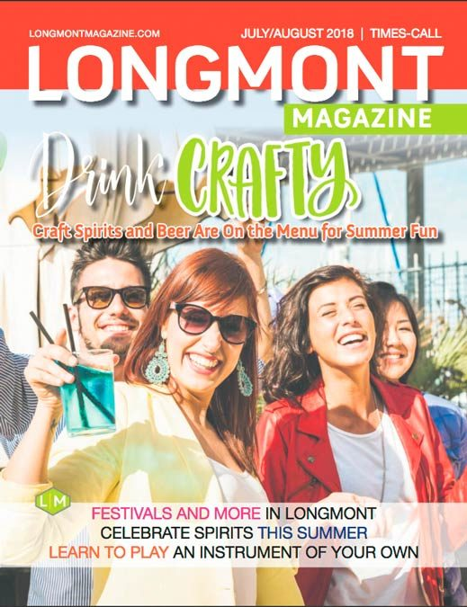 Longmont Magazine July/August 2018