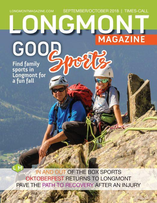 Longmont Magazine September/October 2018