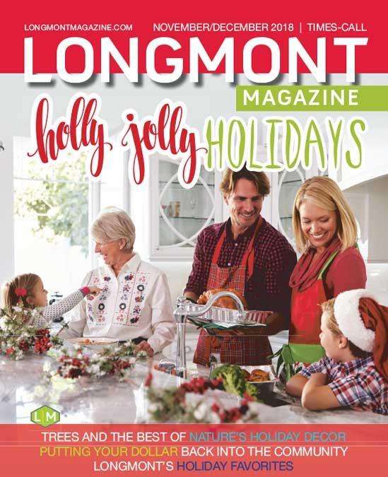 Longmont Magazine November/December 2018